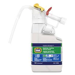 Comet Dilute 2 Go, Comet Disinfecting - Sanitizing Bathroom Cleaner, Citrus Scent, , 4.5 L Jug, 1/Carton