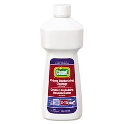 Comet Professional Cr�me Deodorizing Cleanser, 32 oz. Bottles, 10/Case