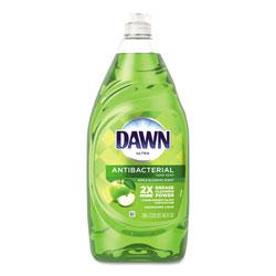 Dawn Ultra Dishwashing Liquid, Antibacterial, Apple Blossom Scent, 40 oz. Bottle