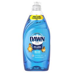 Dawn Ultra Dishwashing Liquid, Original Scent, 19.4 oz Bottle, 10/Case