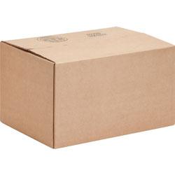 International Paper Shipping Carton, 200 lb, 14 inWx10 inLx8 inH, 25/PK, Kraft