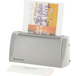 Martin Yale Model P6200 Desktop Letter Folder, 1,800 Sheets/Hour