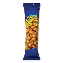 Planters® Honey Roasted Peanuts, 2.5 oz Tube, 15/Box