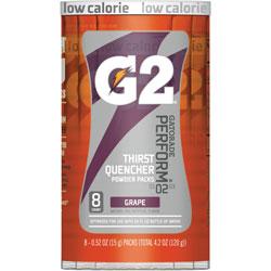 Quaker Foods Gatorade Powder Drink Mix, Grape