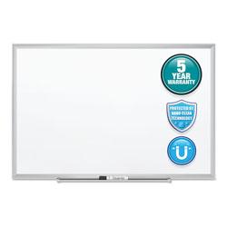 Quartet® Classic Series Nano-Clean Dry Erase Board, 72 x 48, Silver Frame