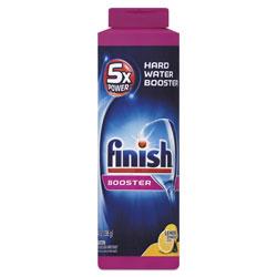 Finish® Hard Water Detergent Booster, 14oz Bottle