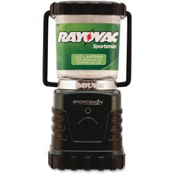 Rayovac LED Lantern, 4W, Batt Rqrd, Black