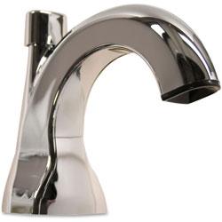 Rubbermaid Manual Soap Dispenser, 12/CT, Chrome