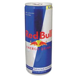 Red Bull Energy Drink, Original Flavor, 8.4 oz Can, 24/Carton