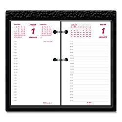Brownline Daily Calendar Pad Refill, 6 x 3.5, 2021
