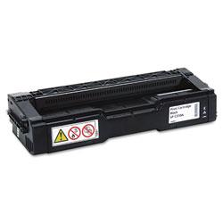 Ricoh 406344 Toner, 2500 Page-Yield, Black