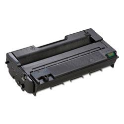 Ricoh 406989 Toner, 6400 Page-Yield, Black