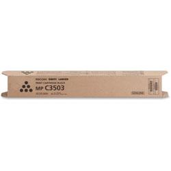 Ricoh Toner Cartridge f/3003/3503, 29, 500 Page Yield, Black