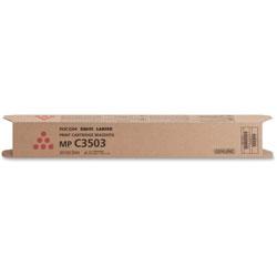 Ricoh Toner Cartridge f/3003/3503, 18,000 Page Yield, Magenta