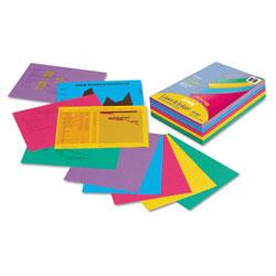 Riverside Paper Array Colored Bond Paper, 24lb, 8.5 x 11, Assorted Designer Colors, 500/Ream