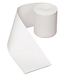 Amercare Heat Sensitive Register Rolls, 0.5 in Core, 3.13 in x 200 ft, White, 30/Carton