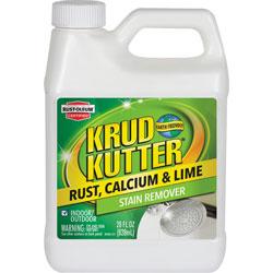 Rust-Oleum Stain Remover, Indoor/Outdoor, 28 fl. oz., White