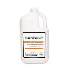 Rust-Oleum Broad Spectrum Disinfectant Cleaner, Light Spice, 1 gal Bottle, 4/Carton