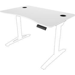 Safco Tabletop, for Defy Height-Adj Base, 45-1/2 inx28 in