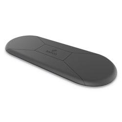 Safco Balance Board, 32.25w x 12.25d x 3h, Black
