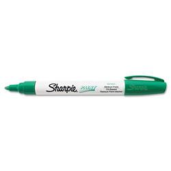 Sharpie® Permanent Paint Marker, Medium Bullet Tip, Green