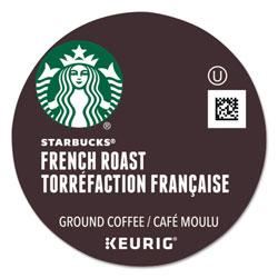 Starbucks French Roast K-Cups, 24/Box