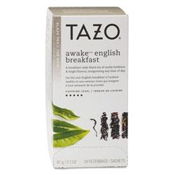 TAZO® Tea Bags, Awake English Breakfast, 24/Box