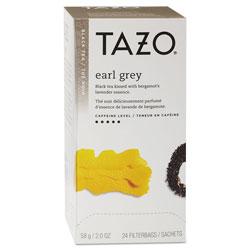 TAZO® Tea Bags, Earl Grey, 2 oz, 24/Box