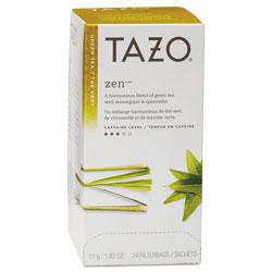 TAZO® Tea Bags, Zen, 1.82 oz, 24/Box