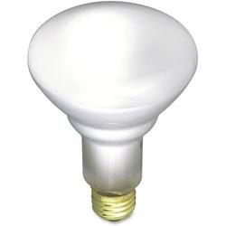 Satco Flood Light BR30, 65W, 620 Lumens, 48BX/CT, White