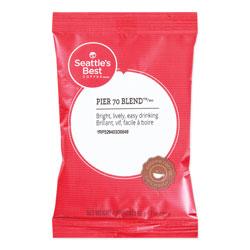 Seattle's Best® Premeasured Coffee Packs, Pier 70 Blend, 2 oz Packet, 18/Box