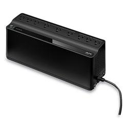 APC BN900M Back-UPS 900 VA Battery Backup System, 9 Outlets, 900 VA, 354 J