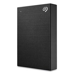 Seagate Backup Plus External Hard Drive, 4 TB, USB 2.0/3.0, Black