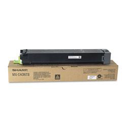 Sharp MXC40NT1 Toner, 10000 Page-Yield, Black