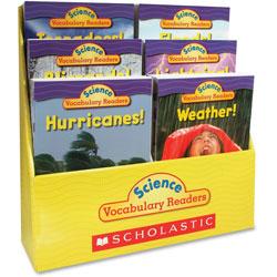 Scholastic Science Vocabulary Readers: Wild Weather, Grades 1-2