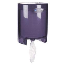San Jamar Centerpull Paper Towel Dispenser, Black Pearl, 9 1/8 x 9 1/2 x 11 5/8