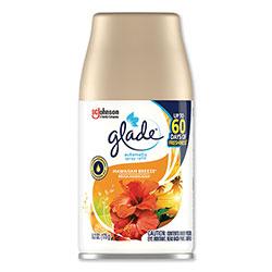 Glade Automatic Air Freshener, Hawaiian Breeze, 6.2 oz