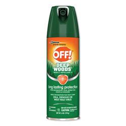 OFF! Deep Woods Insect Repellent, 6oz Aerosol