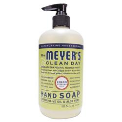 Mrs. Meyer's® Clean Day Liquid Hand Soap, Lemon Verbena, 12.5 oz