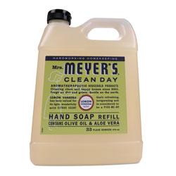 Mrs. Meyer's® Clean Day Liquid Hand Soap Refill, Lemon Verbena, 33 oz
