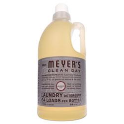 Mrs. Meyer's® Liquid Laundry Detergent, Lavender Scent, 64 oz Bottle