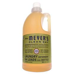 Mrs. Meyer's® Liquid Laundry Detergent, Lemon Verbena Scent, 64 oz Bottle