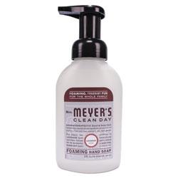 Mrs. Meyer's® Foaming Hand Soap, Lavender, 10 oz, 6/Carton