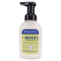 Mrs. Meyer's® Foaming Hand Soap, Lemon Verbena, 10 oz, 6/Carton