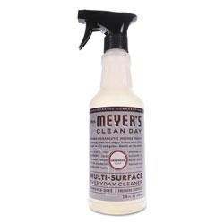 Mrs. Meyer's® Multi Purpose Cleaner, Lavender Scent, 16 oz Spray Bottle, 6/Carton
