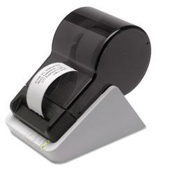 Seiko Smart Label Printer 620, 2.28 in Labels, 2.76 in/Second, 4 1/2 x 6 7/8 x 5 7/8
