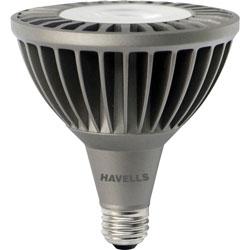 Havells PAR38 LED Flood Bulb, 20 Watt, Dim, 1100 Lumens, White