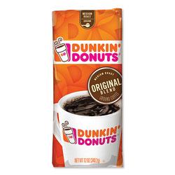 Dunkin' Donuts Original Blend Coffee, Dunkin Original, 12 oz Bag