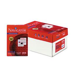 Soporcel Premium Multipurpose Copy Paper, 97 Bright, 20lb, 11 x 17, White, 500 Sheets/Ream, 5 Reams/Carton