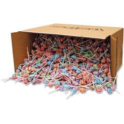 Spangler Candy Dum Dum Pops, 30 lb, 17 Flavors, AST